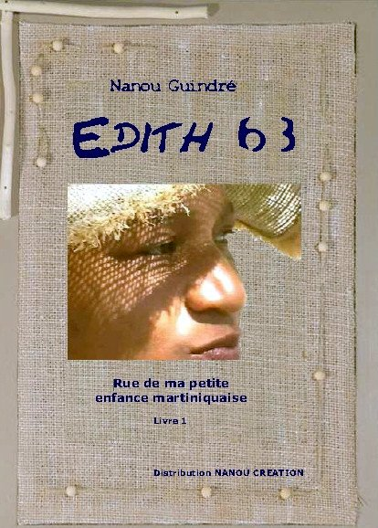 Nanou Création traiteur créole St Sauveur de Landemont (49) livre EDITH 63