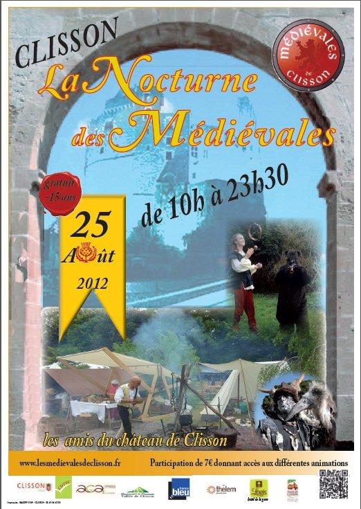 Les Médiévales De Clisson  dans EVENEMENTS PASSES 2012-LES-MEDIEVALES-DE-CLISSON-2