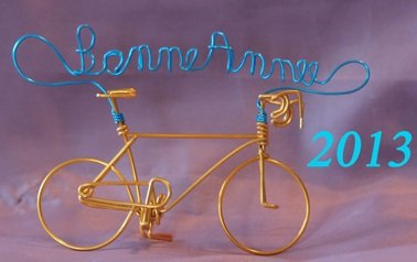 2013 VELO BONNE ANNEE DE BRUNO NANOU CREATION TRAITEUR CREOLE