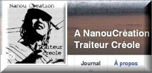 NANOU CREATION TRAITEUR A THEME FACEBOOK